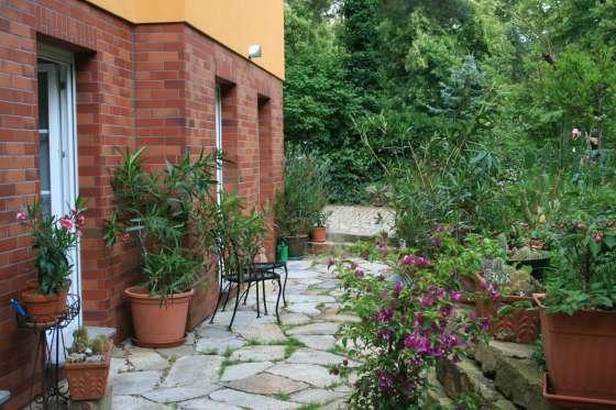 bildergalerie: im grünen in der großstadt berlin apartment, Gartenarbeit ideen